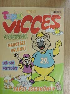Vicces Tapsi 2013/1. [antikvár]