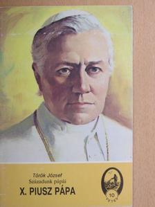 Török József - Századunk pápái - X. Piusz pápa [antikvár]