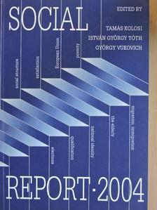 Angelusz Róbert - Social Report 2004 [antikvár]