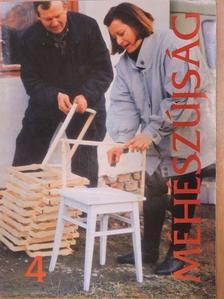 Borbély Gábor - Méhészújság 1995. április [antikvár]