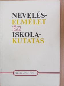 Bernáth József - Neveléselmélet és iskolakutatás 1985/2. [antikvár]