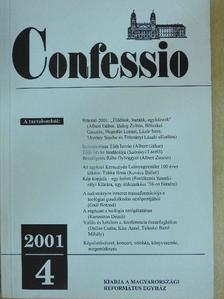 Albert Gábor - Confessio 2001/4. [antikvár]