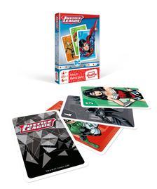 Cartamundi - DC Comics, Igazság Ligája, Fekete Péter és memória kártya