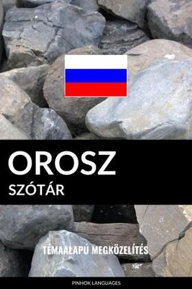 Orosz szótár [eKönyv: epub, mobi]