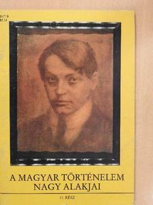 Kende János - A magyar történelem nagy alakjai 11. [antikvár]