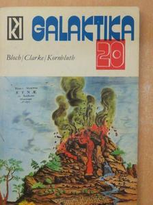 Arthur C. Clarke - Galaktika 20. [antikvár]