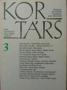 Bata Imre - Kortárs 1985. március [antikvár]