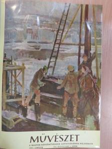 A. Tóth Sándor - Művészet 1962. január-december [antikvár]