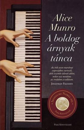 Alice Munro - A boldog árnyak tánca [eKönyv: epub, mobi]