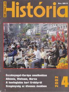 Glatz Ferenc - História 2002/4. [antikvár]
