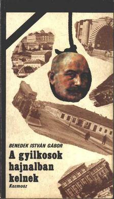 Benedek István Gábor - A gyilkosok hajnalban kelnek [antikvár]