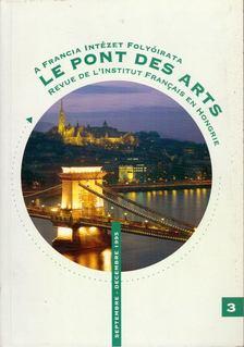 Ádám Péter - Le pont des Arts 1995/3 [antikvár]