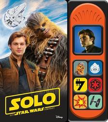 NINCS SZERZŐ - Star Wars - Solo (hangmodulos könyv)