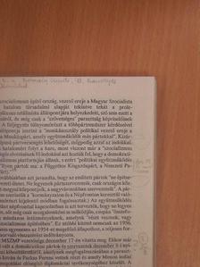 Benkő Péter - Múltunk 1993/1. [antikvár]