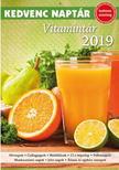 CSOSCH KIADÓ - Kedvenc naptár 2019 - Vitamintár