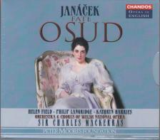 JANÁCEK - OSUD CD FIELD MACKERRAS