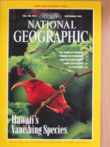 Bill Bryson - National Geographic September 1995 [antikvár]