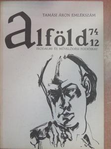 Ablonczy László - Alföld 1974/12. [antikvár]