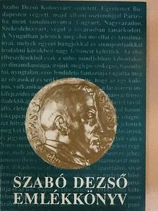 Ady Endre - Szabó Dezső emlékkönyv [antikvár]