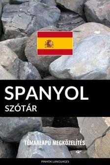 Spanyol szótár [eKönyv: epub, mobi]