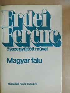 Erdei Ferenc - Magyar falu [antikvár]