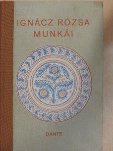 Ignácz Rózsa - Róza leányasszony I-II. [antikvár]