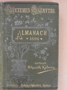 Bársony István - Almanach az 1896. évre [antikvár]
