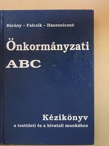 Bárány Tibor - Önkormányzati ABC [antikvár]