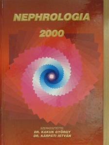 Dr. Barna István - Nephrologia 2000 [antikvár]