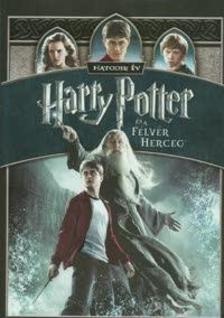 David Yates - Harry Potter és a Félvér Herceg (DVD)