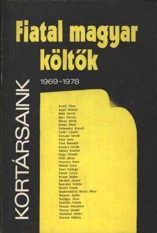 Vasy Géza - Fiatal magyar költők 1969-1978 [antikvár]