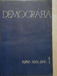 Dr. Cseh Imre - Demográfia 1987. [antikvár]