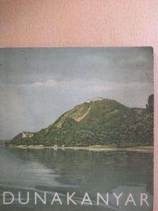 Szombathy Viktor - Dunakanyar képeskönyv [antikvár]