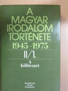 Balázs Béla - A magyar irodalom története 1945-1975. II/1. [antikvár]