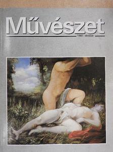 Acsay Judit - Művészet 1987. október [antikvár]