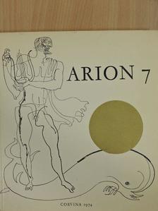 Ágh István - Arion 7 [antikvár]