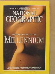 Bill Bryson - National Geographic January 1998 [antikvár]