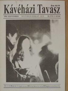 Bäck Tímea - Kávéházi Tavasz 1996. szeptember [antikvár]