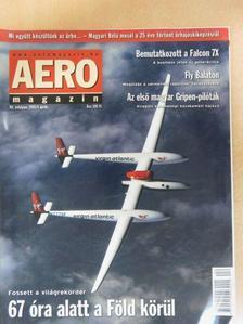 Csáki Imre - Aero Magazin 2005. április [antikvár]
