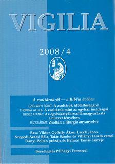 Lukács László - Vigilia 2008/4 [antikvár]