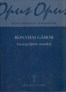 Veres András - Bonyhai Gábor összegyűjtött munkái 1/B [antikvár]