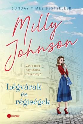 Milly Johnson - Légvárak és régiségek [eKönyv: epub, mobi]