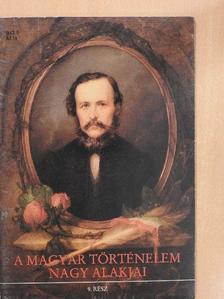 Gergely András - A magyar történelem nagy alakjai 9. [antikvár]