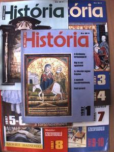 Burucs Kornélia - História 1997/1-10. [antikvár]
