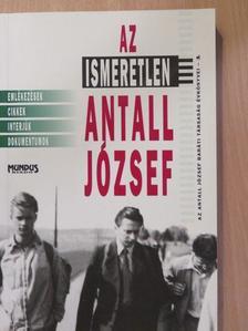Jász László - Az ismeretlen Antall József [antikvár]