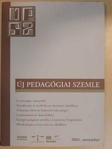 Bodnár Ilona - Új Pedagógiai Szemle 2001. november [antikvár]