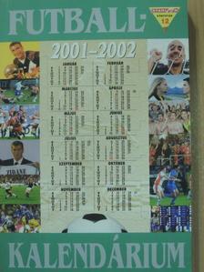 Dénes Tamás - Futballkalendárium 2001-2002 [antikvár]