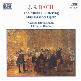 Bach - THE MUSICAL OFFERING CD CH. BENDA