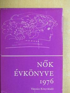 Antal Imre - Nők évkönyve 1976 [antikvár]