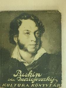 Dosztojevszkij - Puskin [antikvár]